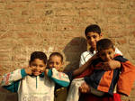 egyptian kids by bassemhany