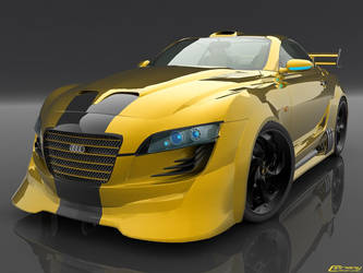Audi R10c. Concept sport nr.2 by cipriany