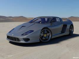 Ferrari Mythos by cipriany