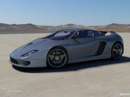 Ferrari Mythos 2 by cipriany