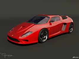 Ferrari Mythos 4 by cipriany