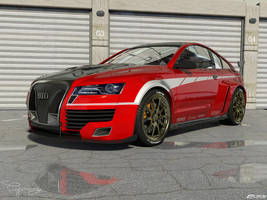 Audi Bavaro spot concept by cipriany