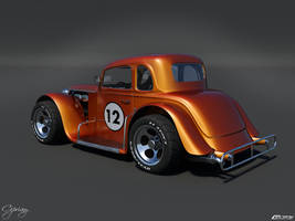 Power Hot Rod 6 by cipriany
