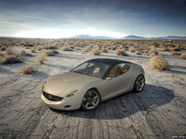 Mazda RX-Z concept 14 by cipriany