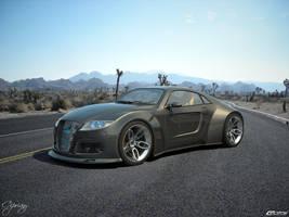 Audi Zeno Concept 7 by cipriany