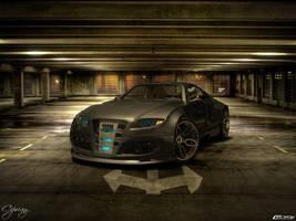 Audi Zeno Concept 9 by cipriany