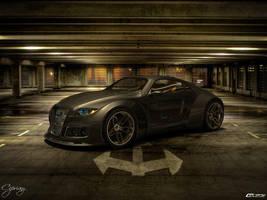 Audi Zeno Concept 10 by cipriany