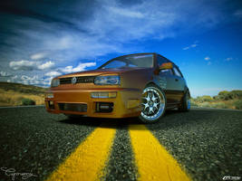 VW Golf 3 GTI 3 by cipriany