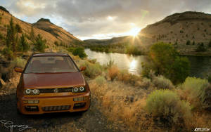 VW Golf 3 GTI 4 by cipriany