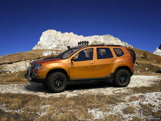 Dacia Duster Tuning 12 by cipriany