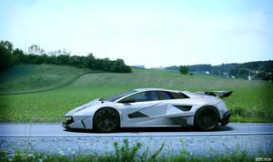 Lamborghini Murcielago SV - tuning 5 by cipriany
