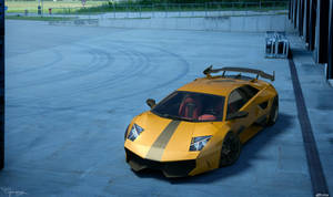 Lamborghini Murcielago SV - tuning 7 by cipriany