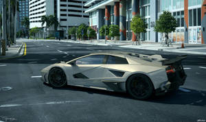Lamborghini Murcielago SV - tuning 12 by cipriany
