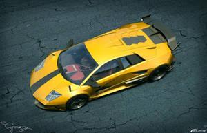Lamborghini Murcielago SV - tuning 13 by cipriany