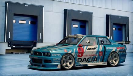 Dacia 1310 tuning 3 by cipriany