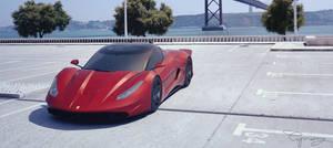 Ferrari Verus V2.0 3 by cipriany