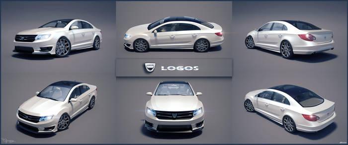 Dacia Logos Concept 12 by cipriany