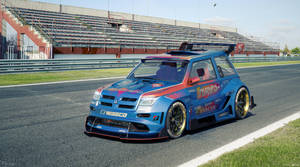 Dacia 500 extreme tuning 1 by cipriany