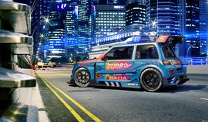 Dacia 500 extreme tuning 3 by cipriany