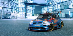 Dacia 500 extreme tuning 8 by cipriany