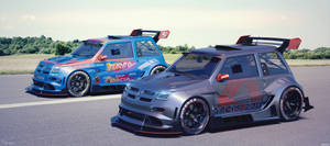 Dacia 500 extreme tuning 10 by cipriany
