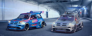 Dacia 500 extreme tuning 12 by cipriany