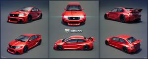 Dacia logan tuning 13 by cipriany