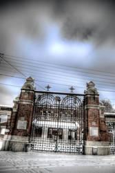Gate by ll-baberlyvan