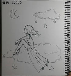 #19 : CLOUD by 03122538