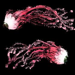 transparent eyeballs by queenvera