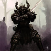 Black Knight by OEVRLORD