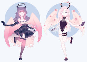 Angel Adopts [ CLOSED ] by OstrichAdopts
