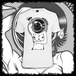 Spacegirl_T-Shirt by ImpSwarm