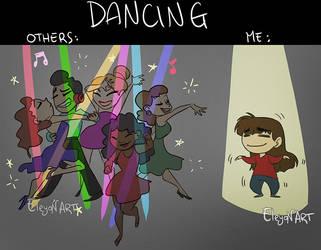 Dancing? by IreneMartini