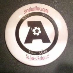 Alumiboti button by BlackUnicornWood