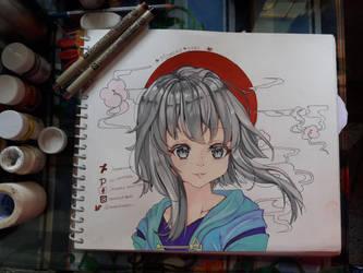 yuki  by momoka-neko