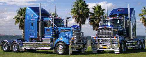 KENWORTH T904'S by ABB0002