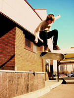 skateboard summer by BunnysuperGirl