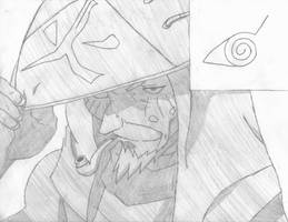 Third Hokage by AnimeDaydream