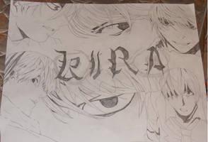 Light Yagami AKA Kira by AnimeDaydream