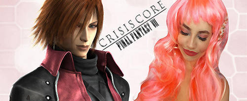 Me and Genesis... Crisis core Final Fantasy Vii... by LarrinJarriSheppiik