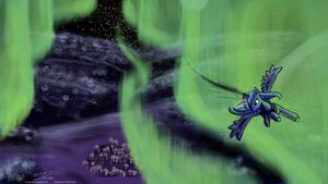 Surfing the Aurora by Esuka