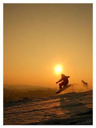 Snowboard Session by LLr0cks