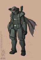 Revised Vigilante by jollyjack