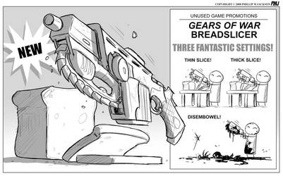 UGP - Gears of War by jollyjack