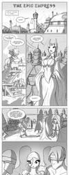 Epic Empress by jollyjack