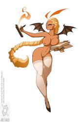 Devil of Detail by jollyjack