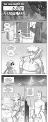 Do You Want To Fork A Snowman? by jollyjack