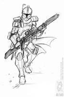 Demoncon 8 - Clone Trooper by jollyjack