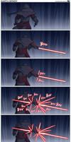 Darth Spikey by jollyjack